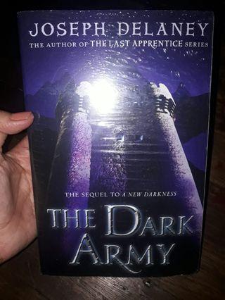 Joseph delaney's The Dark Army
