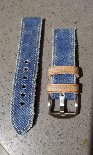 Brand New Watch Strap--22/22mm