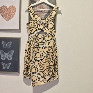 Dress - Symmetry Cut