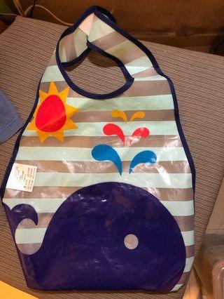 防水衣 嬰兒 畫畫衣