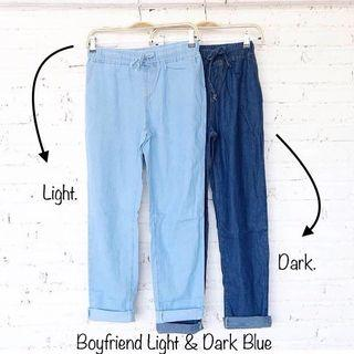 BAGGY  PANTS JEANS (NEW)
