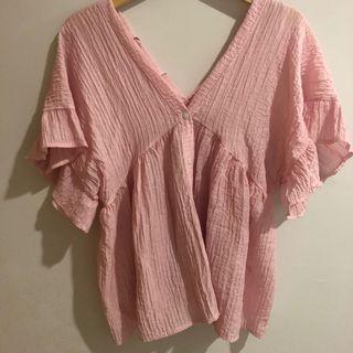 top pink tali