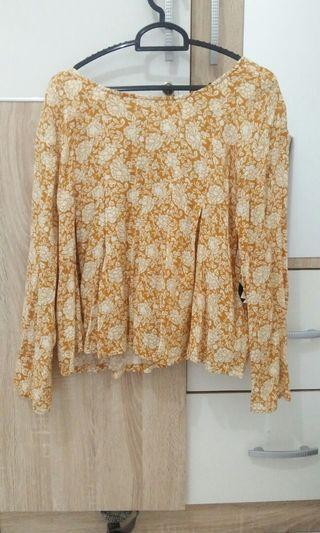 NEW blouse flowery merk kimchi blue original