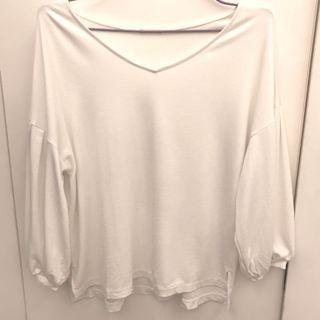 棉質中袖衫