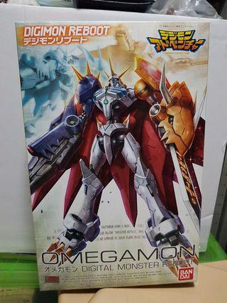 Digimon Reboot Omegamon