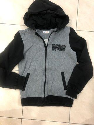 H&M Boys Sweater with hoodie