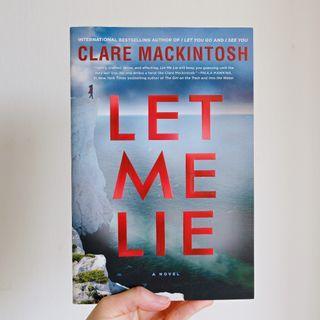 Let Me Lie - Claire Mackintosh