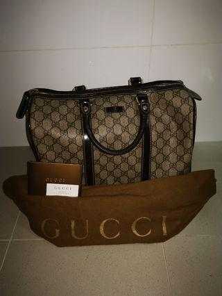 🚚 Gucci boston Handbag