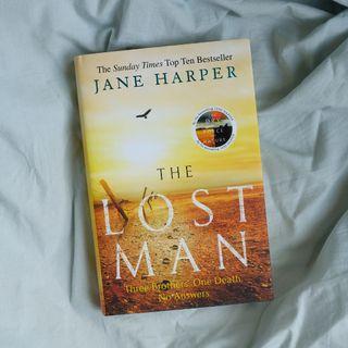 The Lost Man (Hardback) - Jane Harper