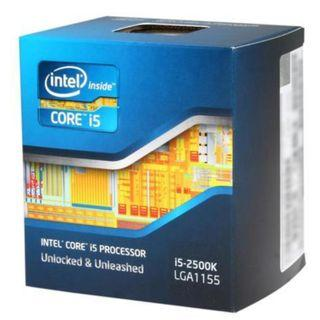 Intel® Core™ i5-2500K Processor (6M Cache, up to 3.70 GHz) CPU