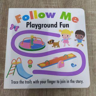 Buku Anak Bayi Follow me