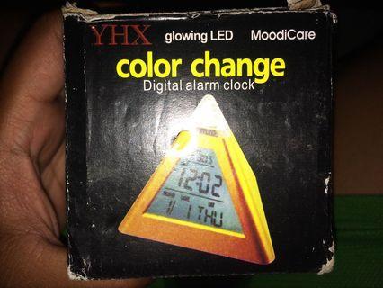 🚚 Alarm clock