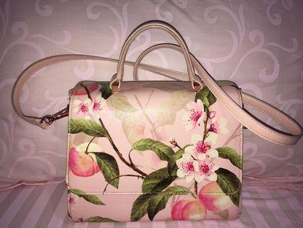 Ted Baker - DIPELTA Peach Blossom Large Tote Bag - Color is Light Pink