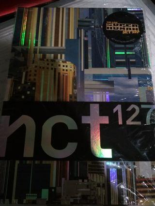 [INCOMING READY STOCK] NCT 127 WE ARE SUPERHUMAN ALBUM