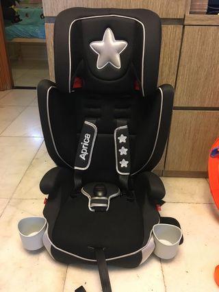 Car seat Aprica Black