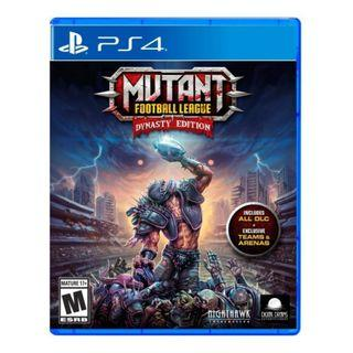 PS4 Mutant Football League [Dynasty Edition]