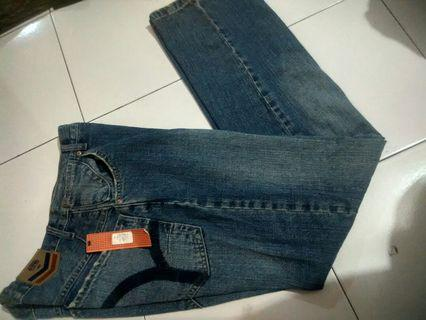 Celana Jeans Airplane Systm Uk.30