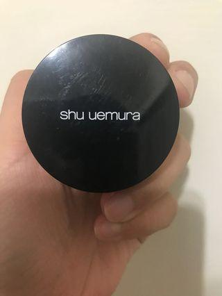 Shu uemura 鑽石光蜜粉2g