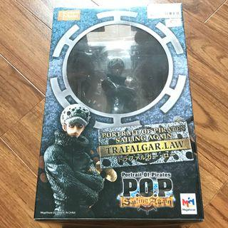 One Piece 海賊王 POP Trafalgar Law 羅 POP (兩年後 ver 1.0) 日版 全新未開