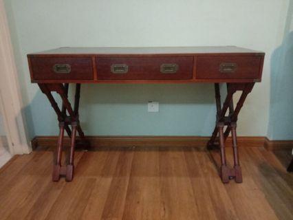 Console Table antique