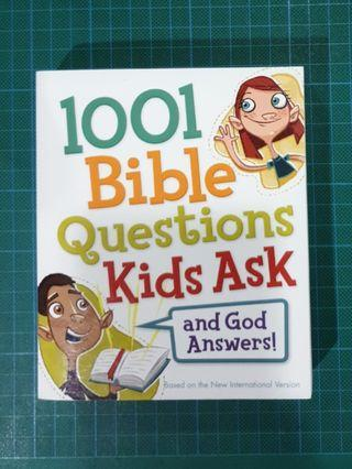 Bible questions for kids