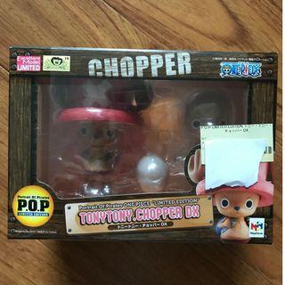 One Piece 海賊王 POP Tony Tony Chopper 索柏 POP Dx 日版 絕版 全新未開