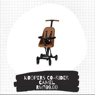 Koopers co-rider