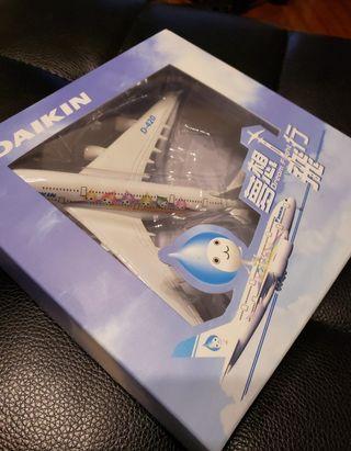 全新 大金 Daikin 飛機模型 #MTRkt