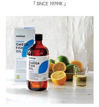澳洲Melrose Omega3 魚油
