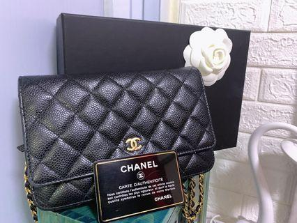 🚚 Chanel Wallet on chain