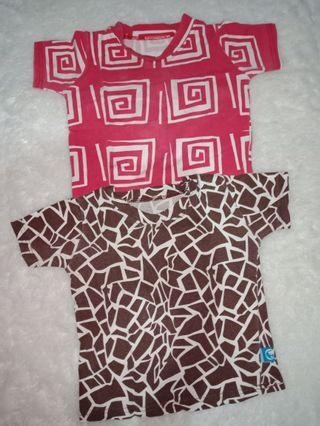 2 Kaos Mamigaya boy 1y