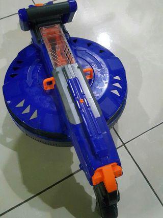 Nerf gun hail fire