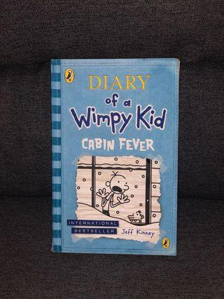🚚 Diary of a wimpy kids - Cabin Fever