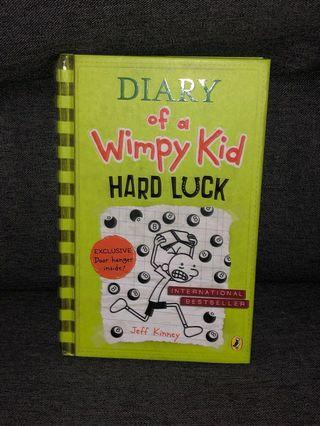 🚚 Diary Of A Wimpy Kid - Hard Luck
