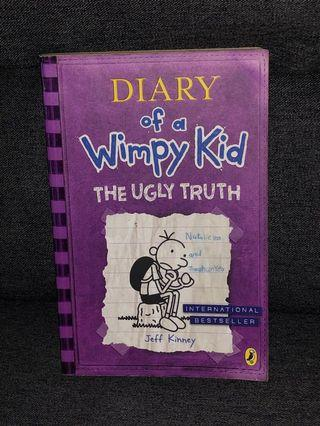 🚚 Diary Of A Wimpy Kid - The Ugly Truth
