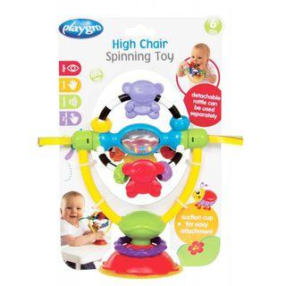 High chair spinning toy playgro original