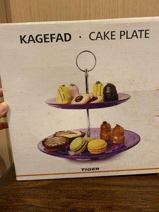 Cake stand 透明