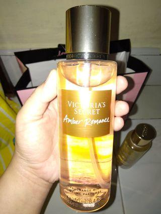Victoria Secret Body Mist amber