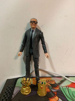 Marvel legend Stan Lee marvel 復仇者聯盟4。not SHF not mafex not hasbro not hottoys not figma not neca