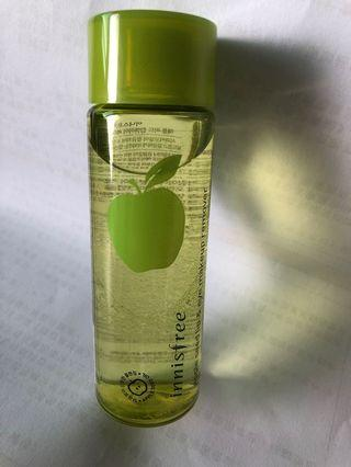 Innisfree apple seed 唇眼卸妝液