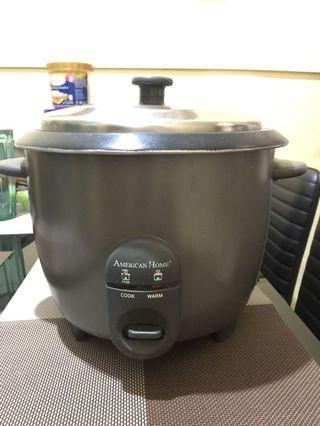 American Home Rice Cooker