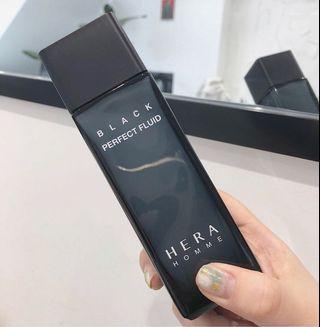 韓國🔥Hera 男士水乳二合一精華乳 Black Perfect Fluid 120ml