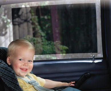 *Brand New* Safety 1st First Baby On Board Sunshade, 2 Pack