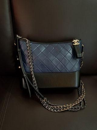 Chanel Gabrielle Hobo medium