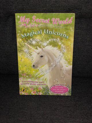 🚚 My Secret World - Magical Unicorn