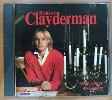 """CD: Richard Clayderman """"Les Musiques De L'Amour"""""""