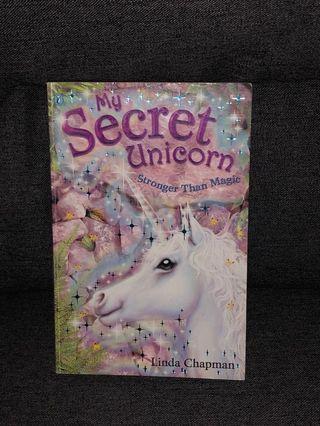 🚚 My Secret Unicorn - Stronger Than Magic
