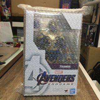 SHF Avengers End Game Thanos 日版
