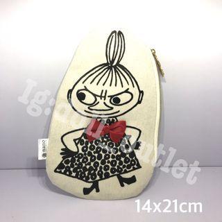 呀美 姆明 Moomin valley 姆明谷 姆明 呀美 史力奇 包 袋 化妝袋 亞美 散紙包 雜物包 little my