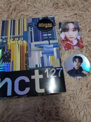 (WTS) NCT 127 SUPERHUMAN ALBUM